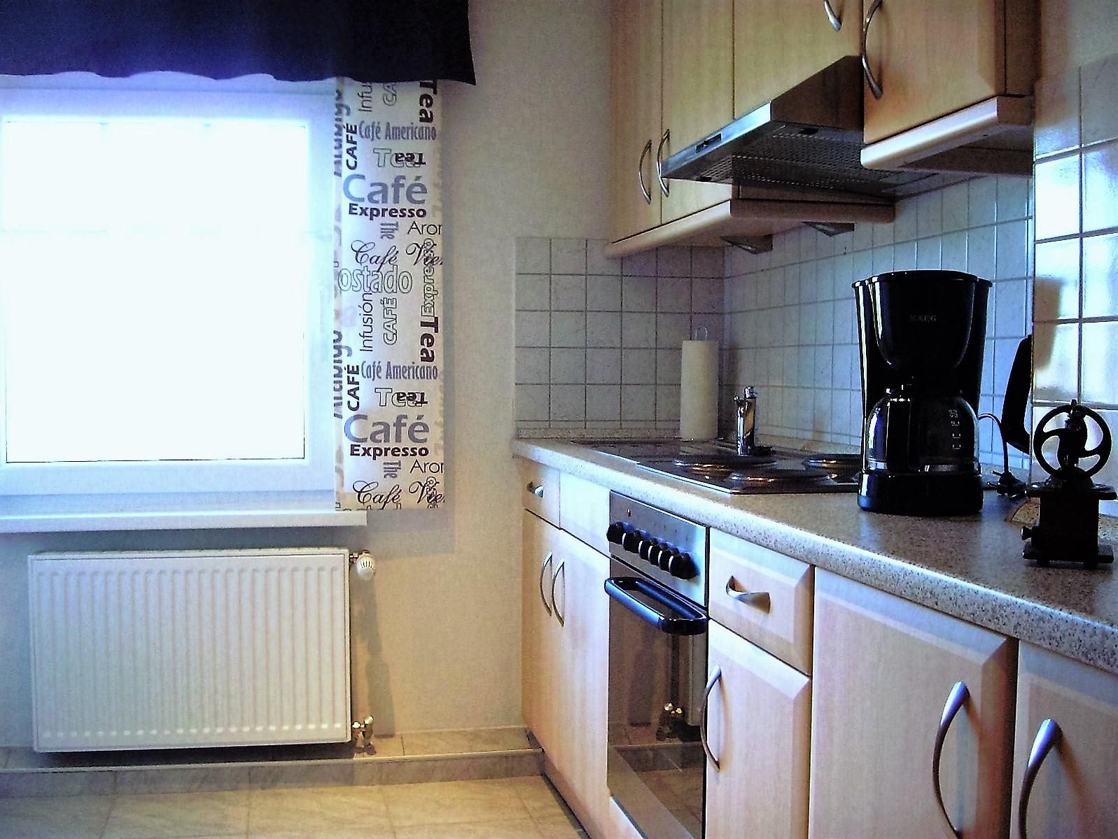 Foto von der Küche