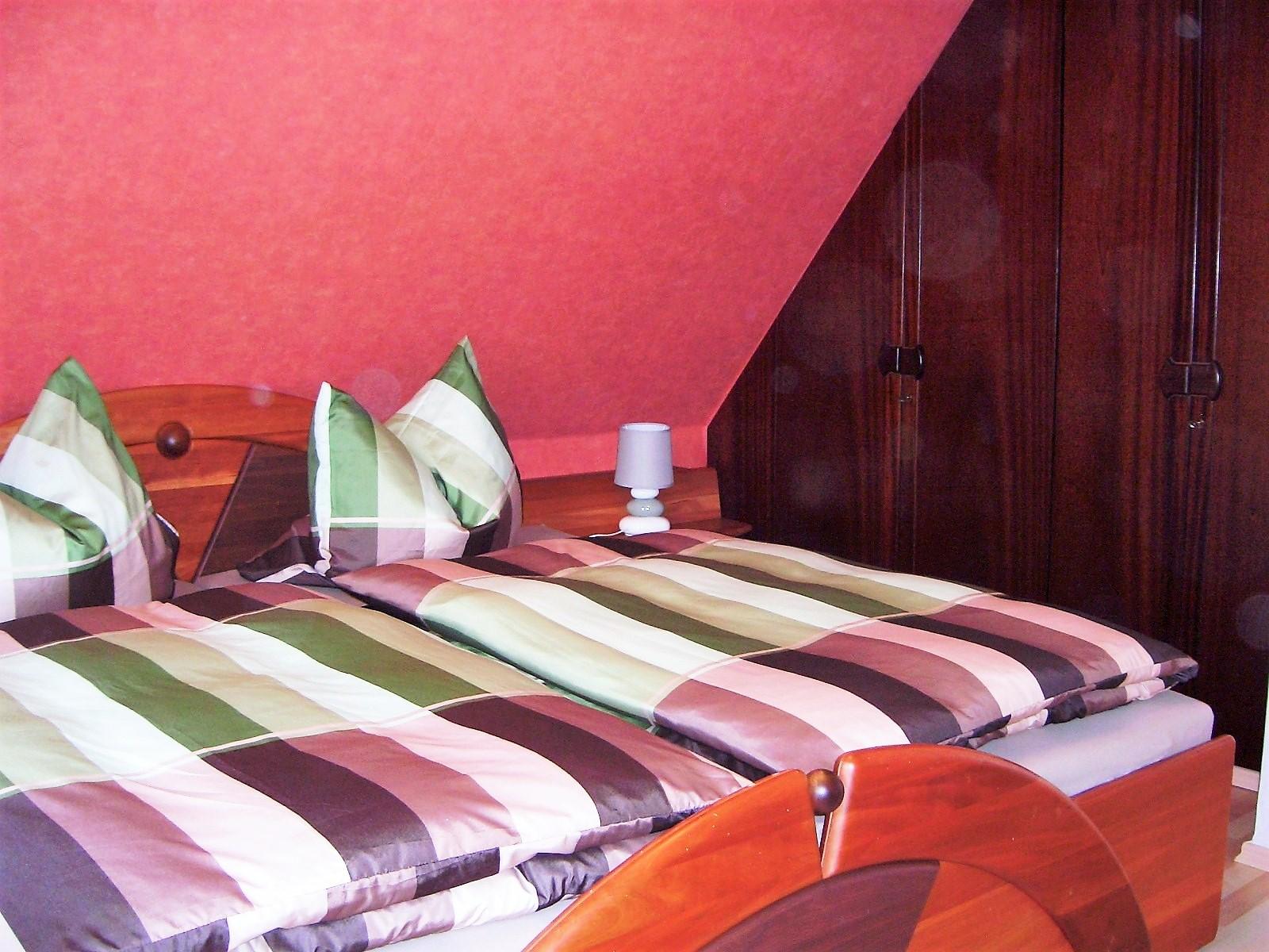 Foto vom Schlafzimmerschrank