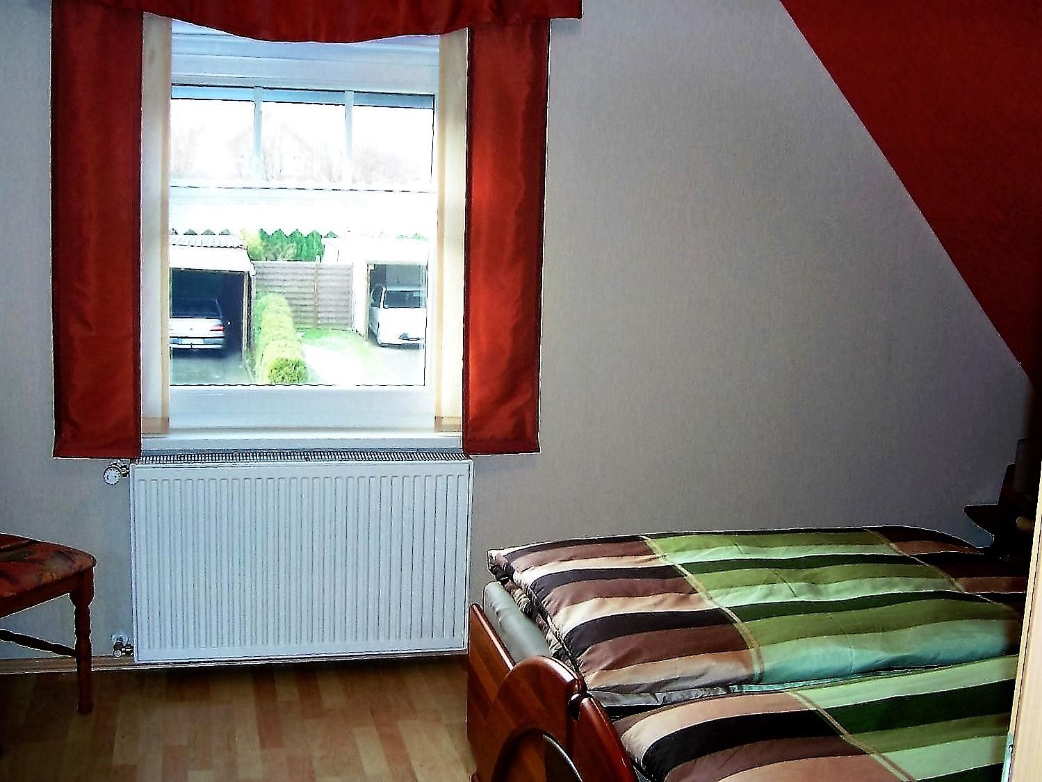 Foto vom Schlafzimmerfenster