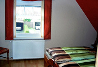 Foto klein vom Schlafzimmer